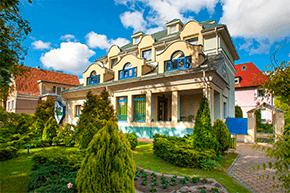 Гостиница Обертайх Калининград