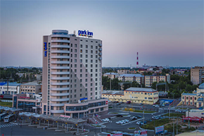 Отель Парк Инн Астрахань