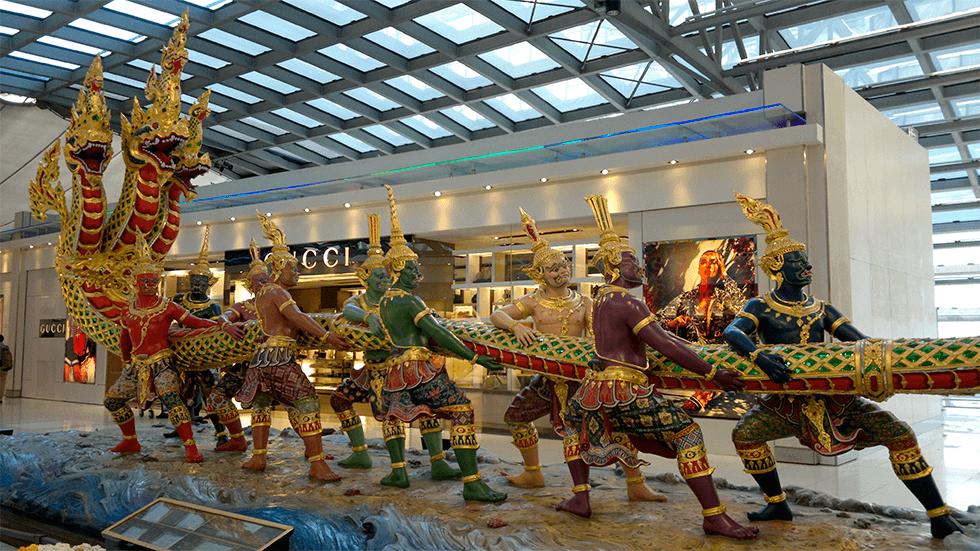 Прямой рейс Екатеринбург Бангкок