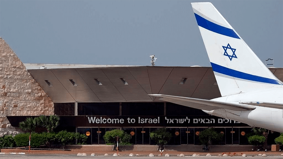 Краснодар израиль прямой рейс