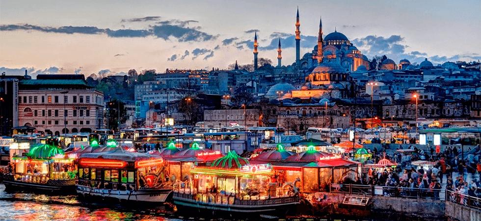 Москва Стамбул авиабилеты прямой рейс цена