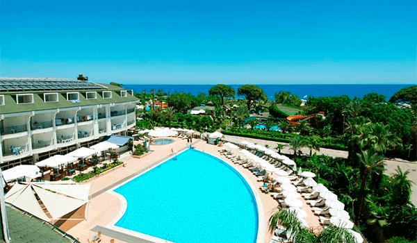 Отель в Кемере Zena Resort 5 звезд