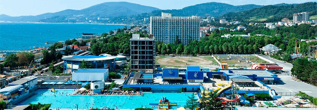 Лучшие отели России