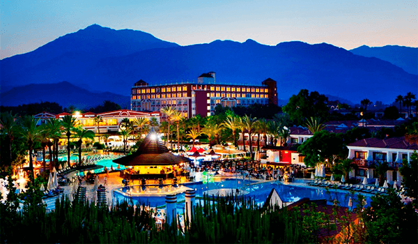 PGS Kiris Resort 1 линия